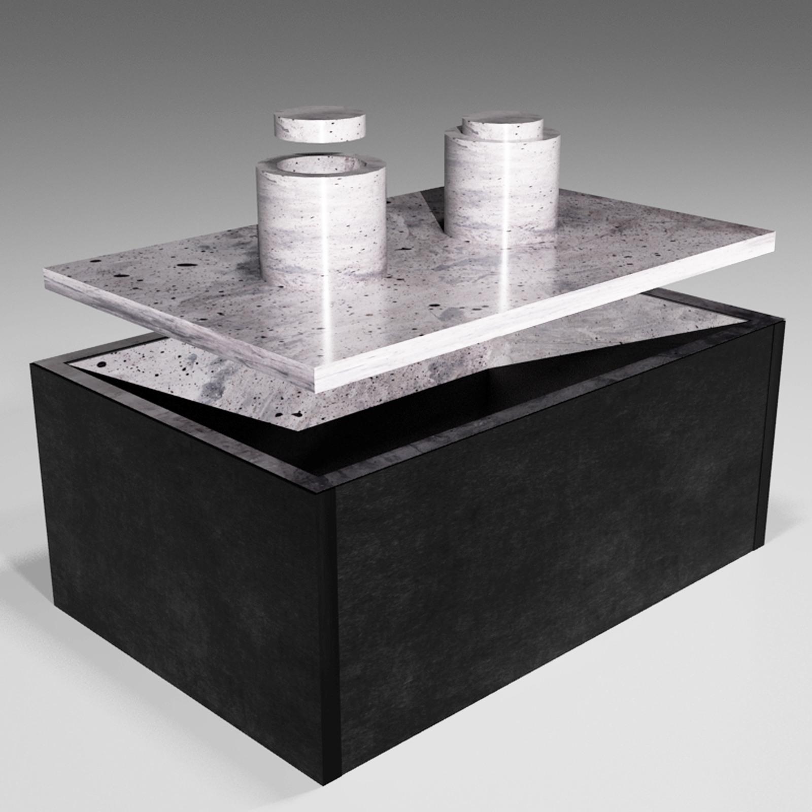 Zbiornik betonowy