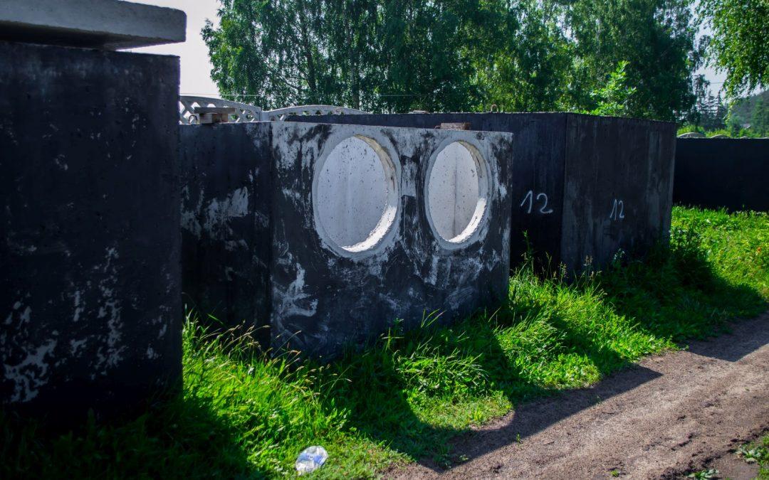 Zbiornik betonowy na deszczówkę – dla czego warto zainwestować w to rozwiązanie?